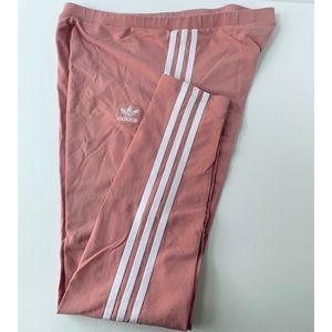 Women's Adidas Originals 3-Stipe Leggings Size L